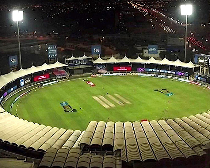 ભારત વિરુદ્ધ પાકિસ્તાન ક્રિકેટ સિરીઝ માટે 6 તટસ્થ સ્થળો - શારજાહ