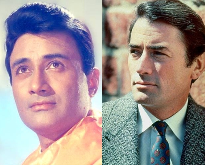 7 Bollywood Stars Who are Influenced by Hollywood – Dev Anand and Gregory Peck