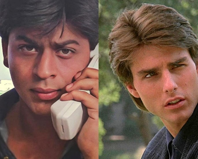 7 Bollywood Stars Who are Influenced by Hollywood – Shah Rukh Khan and Tom Cruise