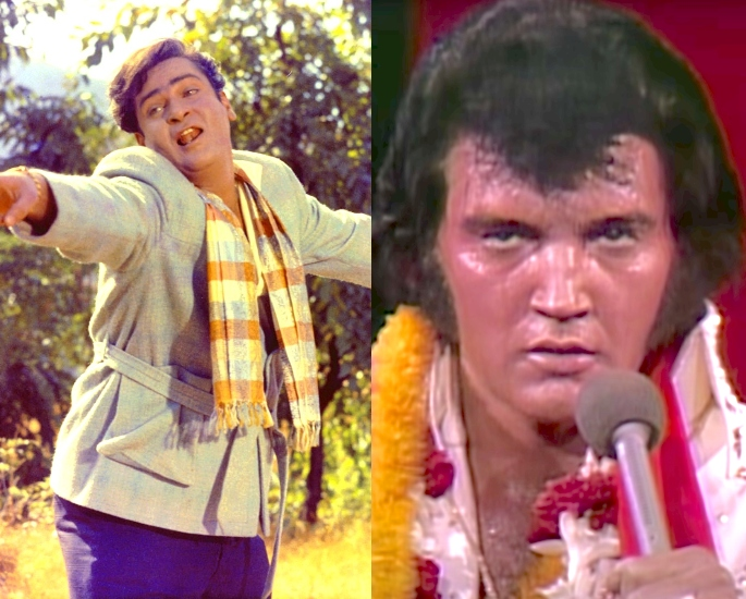 7 Bollywood Actors Who are Influenced by Hollywood – Shammi Kapoor and Elvis Presley
