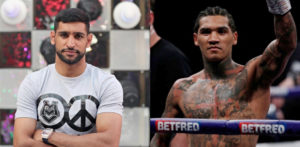 Amir Khan responds to Conor Benn's Callout f
