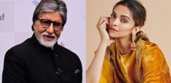 अमिताभ बच्चन और दीपिका पादुकोण 'द इंटर्न' के लिए फिर से मिले