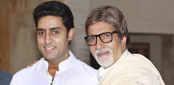 Amitabh Bachchan praises Abhishek for 'The Big Bull'
