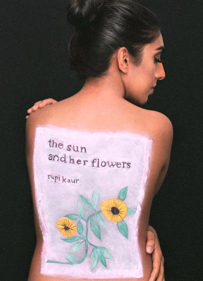 রুপী কৌরের কবিতা সংকলনের একটি এক্সপ্লোরেশন