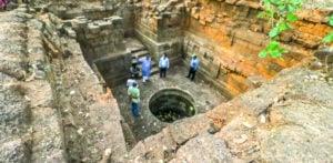 प्राचीन तेरहवीं शताब्दी खैर वन में फिर से खोजा गया