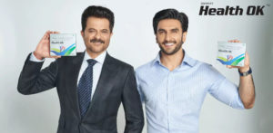Anil Kapoor & Ranveer Singh named Health OK Ambassadors f