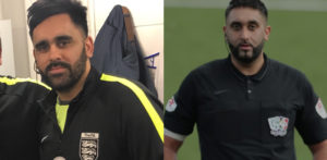 Brothers to be 1st South Asians to Officiate same EFL Match f