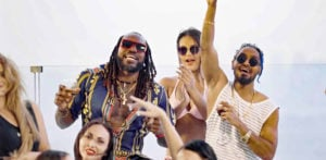 Chris Gayle joins Emiway Bantai for 'Jamaica to India' f