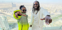 Chris Gayle's Hip-Hop Track reaches No.1 in Indian Charts