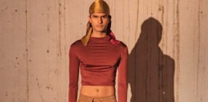 Crop Tops for Men increasing in Popularity f