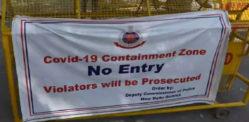 Delhi creating Micro Containment Zones to control Covid-19