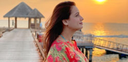 Dia Mirza announces Pregnancy a Month after Wedding
