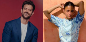 Hrithik Roshan and Alia Bhatt to Collaborate for new Film? f