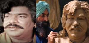 Indian Artist Sculpts Pakistani Singer to Pay Homage - f