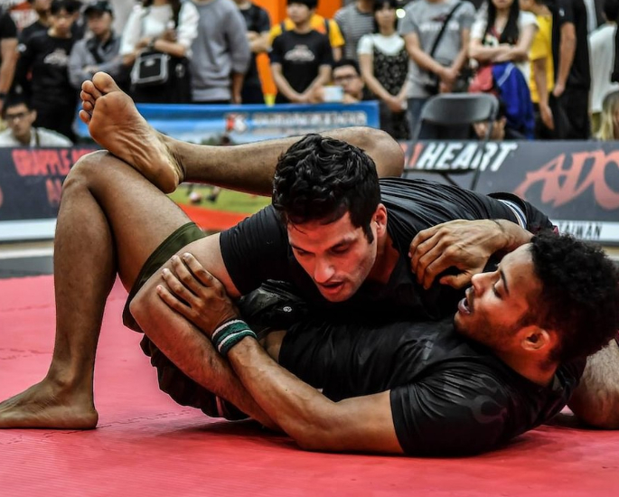Indian Man quit High-Paid UK Job to open MMA Academy 2
