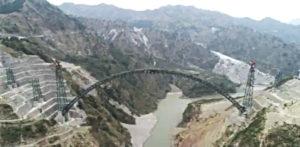 Indian Railways completes World's Highest Bridge arch f