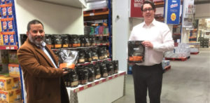 Indian Spice Importer partners with Wholesale Distributor f