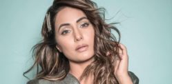 Indian Actress Hina Khan tests Positive for Covid-19