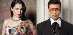 Kangana slams Karan Johar after 'Dostana 2' Statement f