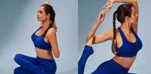 Malaika Arora Teaches 3 Yoga Exercises for Radiant Skin f