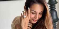 Malaika Arora sparks Marriage Rumours with Engagement Ring