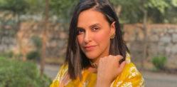 Neha Dhupia shames Trolls over Breastfeeding Photos