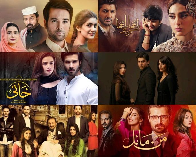 Pakistani Actors Run Campaign demanding Royalties- all dramas