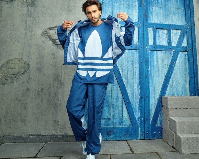 Ranveer Singh Shares Bollywood Experience as an Outsider- adidas