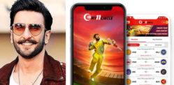 रणवीर सिंह ने काल्पनिक स्पोर्ट्स गेम के लिए राजदूत नामित किया