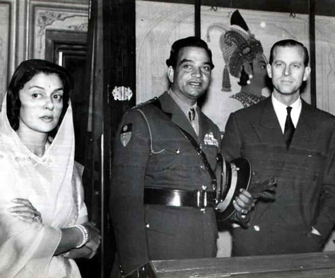 প্রিন্স ফিলিপ এবং তাঁর ভারত সফরের কথা মনে পড়ে - ১৯1961১