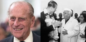 Remembering Prince Philip and his Visits to India f