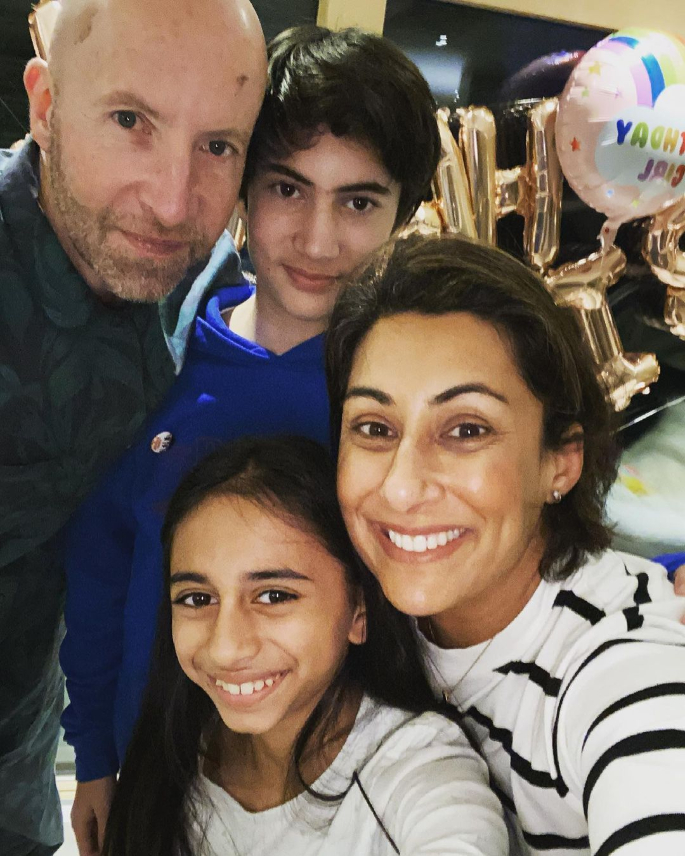 Saira Khan says Asian Culture held her back more than Racism