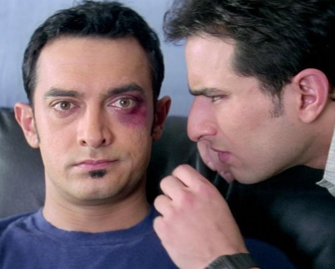 Top 12 Aamir Khan Performances in Bollywood Films - Dil Chahta Hai
