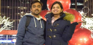 US Indian Man & Pregnant Wife found Dead at Apartment f
