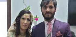 40 वर्षांच्या यूएस वूमनने 27 वर्षाच्या पाकिस्तानी टिकटॉकरशी लग्न केले