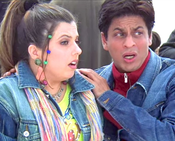 15 Bollywood Films That Make Fun of the Industry – Kal Ho Naa Ho