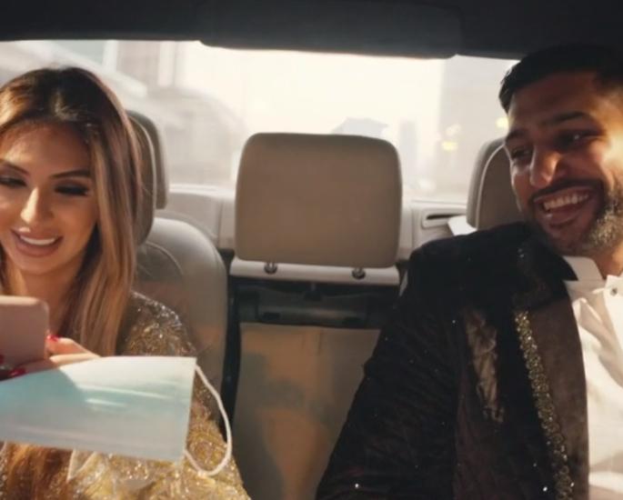 Amir & Faryal see their new Dubai mansion in 'Meet the Khans'