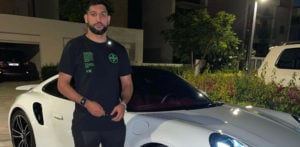 Amir Khan gets £160k Porsche Waterproofed for Dry Dubai f