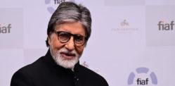 अमिताभ बच्चन ने कोविड -19 राहत के अभाव में दुर्व्यवहार पर प्रतिक्रिया दी