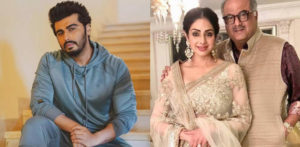 Arjun Kapoor opens up on Father's 2nd Marriage to Sridevi f