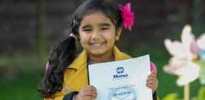 Birmingham Toddler aged 3 declared Mensa Genius f