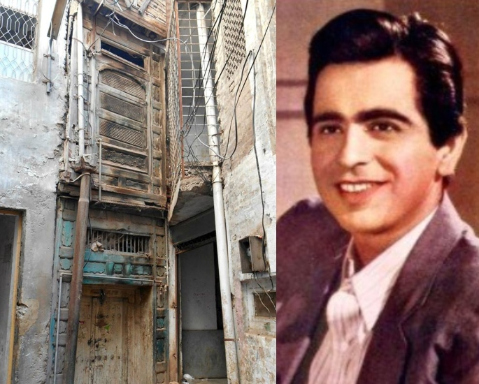 Raj Kapoor & Dilip Kumar Homes in Pakistan to be Restored 2
