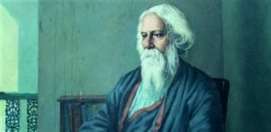 Celebrating 160th Birth Anniversary of Rabindranath Tagore-f