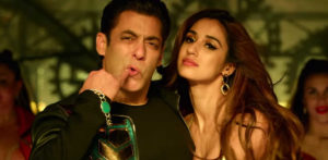 Disha Patani admits being Intimidated by Salman Khan f