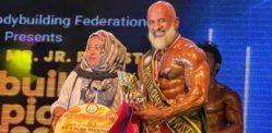 Mjenzi wa miaka 60 Anashinda Mr Pakistan 2021