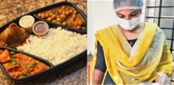 Indian Home Chefs providing Food to Covid-19 Patients