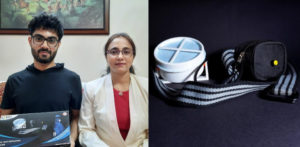 Indian Student designs Ventilation System for PPE Kits f
