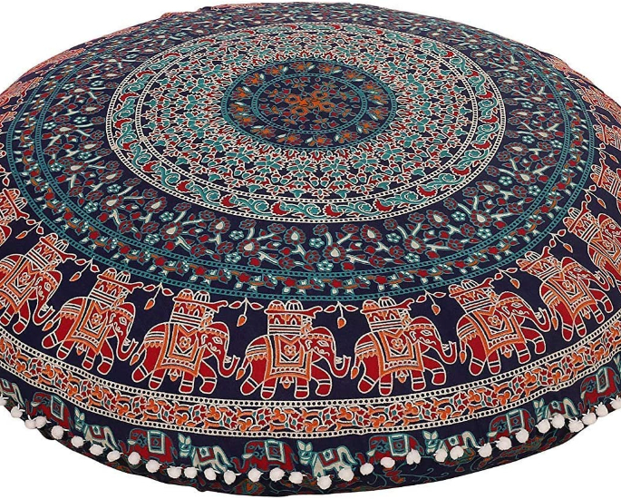 Indian-inspired ideas to Check Out - cushion