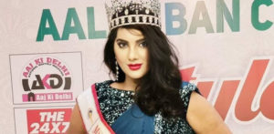 India's 1st Transgender Pageant Winner advocates for Equality f