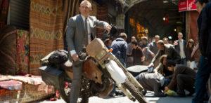 प्रतिष्ठा भीतीमुळे जेम्स बाँड फिल्मचे शूटिंग भारतात झाले नाही